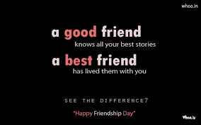 happy friendship day quotes hd