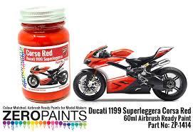 ducati 1199 superleggera corsa red