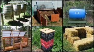 diy compost bin ideas the garden