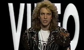 Adam Curry - MTV's Headbanger's Ball VJ. | Mtv, Musical band, 80s hair