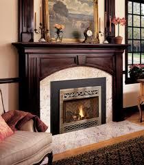 fireplace xtrordinair gas stove on