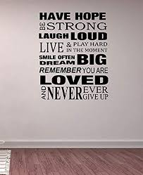 Amazon Com Quotes Art Chase Your Dreams With Horse Horse Girls Room Decals Cowgirl Wall Decals Decor Vinyl Sticker Sk19052 W22 H27 Baby