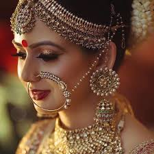 indian bridal makeup for summer wedding
