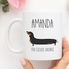 dog personalised dog gifts for her