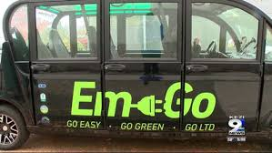 Ridership on the rise for new EmGo service in - One News Page VIDEO