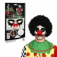 circus carnival makeup sfx