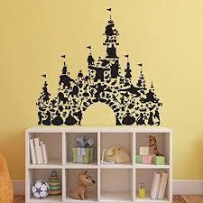 Amazon Com Disney Castle Wall Decal Ae17 Handmade