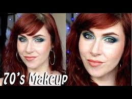 makeup look debbie harry inspired