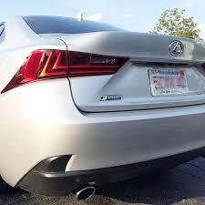 Lexus Black Chrome F Sport Logo Metal Badge Trunk Marker Emblem Decal Us85 Com