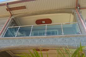 Modern Glass Balcony Railing Cavitetrail Glass Railings Philippines Tempered Glass Wrought Iron Railings Gates Grills Metal Fabrication Curved Glass
