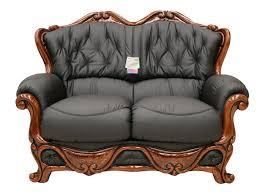 italian leather sofa settee