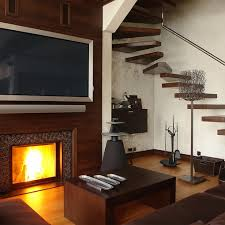 mount your tv above your fireplace