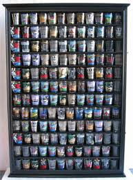 shot glass display case are the