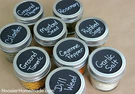 diy chalkboard labels hoosier homemade