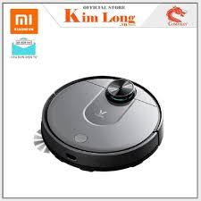 Mã ELHA99 Giảm 7% Tối Đa 1 TRIỆU] Robot Máy Hút Bụi Lau Nhà Xiaomi Viomi  Super Roborock - Hãng phân phối