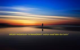 kata kata minta maaf menyambut bulan ramadhan sms ucapan