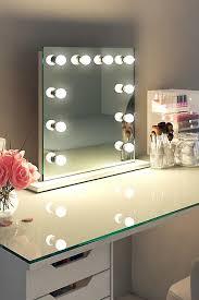 hollywood makeup dressing room mirror