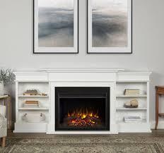 ashton grand media electric fireplace
