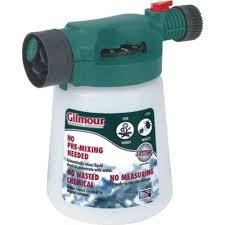 gilmour select n spray hose end sprayer