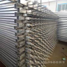 China Cheap Wrought Iron Fence Panels For Sale Galvanized Steel Fence Ornamental Fence China Ornamental Wrought Iron Fences And High Security Metal Fence Price