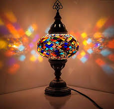 handmade turkish moroccan mosaic glass
