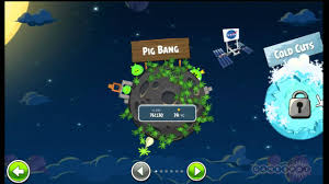 Angry Birds Space Gameplay Demo - YouTube