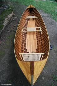 adirondack guide boat handmade from