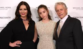 Catherine Zeta-Jones' daughter Carys opens up about special ...