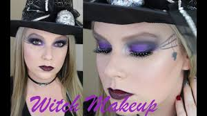 witch makeup tutorial halloween
