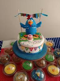 la torta gallina pintadita la gallina
