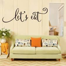 Let S Eat Stickers Removable Carved Wall Sticker Adornment Wall Glass Window Decoration Wall Decals Decor On The Wall 1030 Wall Stickers Aliexpress