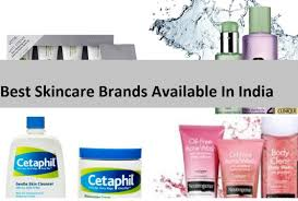 skincare brands available in india