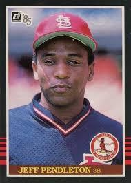 Terry Pendleton Baseball Cards