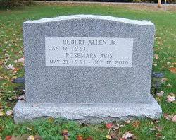 Rosemary Avis Allen Simmons (1961-2010) - Find A Grave Memorial