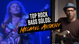Rock Bass Solos: Michael Anthony ...