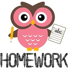 Ms. Garrett / Homework