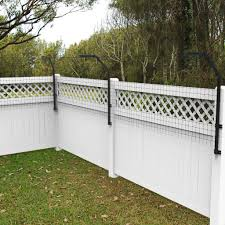 Houdini Proof Dog Proofer Fence Extension Arm Dog Proof Fence Backyard Fences Dog Fence