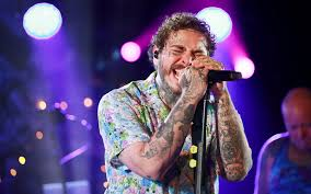 He's the One Who Likes All Their Pretty Songs: Post Malone Performed a  Nirvana Cover Set – Texas Monthly