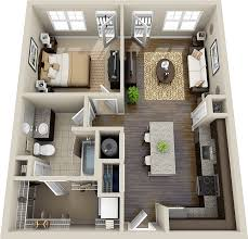 1 bedroom flat designs fanase