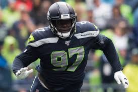 Report: Seahawks DT Poona Ford 'Week-to-Week' with Calf Strain