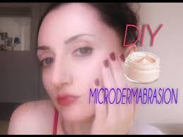 diy microdermabrasion you