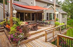 18 Deck Privacy Ideas For A Perfectly Secluded Outdoor Retreat Better Homes Gardens