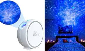 This Night Light That Projects Stars Onto Your Bedroom Ceiling Is A Best Seller On Amazon