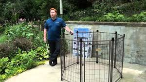 What Is The Best Portable Dog Playpen In 2020 Camp Addict