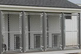 Custom Dog Kennels For Sale Chain Link Dog Pens Accessories