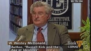 W. Wesley McDonald | C-SPAN.org