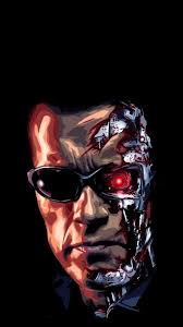 terminator android wallpaper android