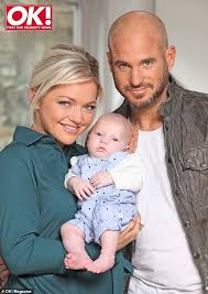 Hannah Spearritt debuts daughter, Téa, with boyfriend Adam Thomas ...