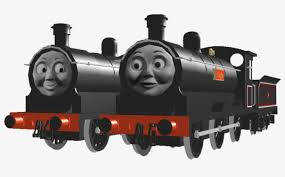 thomas tank engine 3d model thomas