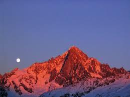 chamonix mont blanc france photo